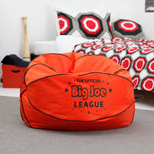 small sports ball bean bag chair hayneedle