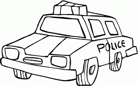 police car coloring pages to print coloring home