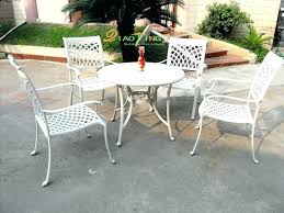 outdoor iron table and chairs used wrought iron patio furniture for sale fancy wrought iron patio