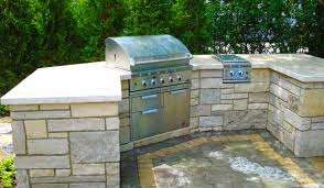 Bull Outdoor Kitchen by Outdoor Kitchens Hirsch Brick And Stone