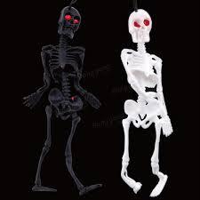 halloween party supplies clearance halloween scary terror human skeleton bone halloween party