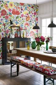 Livingroom Wallpaper Take Your Home From Blah To Wow With These Bold Wallpapers Homeyou
