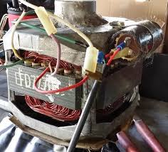 determining correct wiring for an old washing machine motor