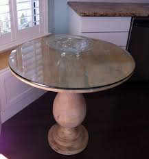 glass top to protect wood table guest post protecting your antiques creating unique tables with