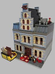 grachtenpand lego modular buildings pinterest lego lego