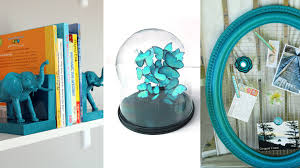 21 Brilliant Turquoise DIY Room Decor Ideas DIY Projects for Teens