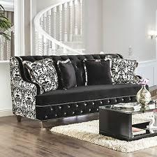 tufted velvet sofa tufted velvet sofas loveseats u0026 chaises ebay