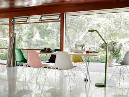 Plastic Tables And Chairs Eames Molded Plastic Side Chair Wire Base Herman Miller