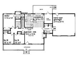 1 story country house plans one story country house plans single small design nice 1 story
