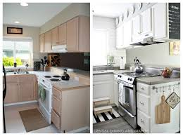 kitchen makeover ideas for small kitchen small kitchen makeovers 11 pretty design small budget kitchen