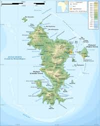 Topographical Map Of Europe by Mayotte Enters European Union Political Geography Now