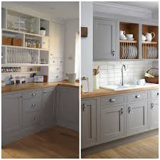 what color backsplash with gray cabinets 6 gray shades for a kitchen that are surprising big chill