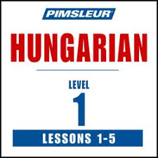 rosetta stone hungarian learn to speak hungarian fast save on pimsleur method hungarian
