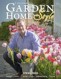 garden home style spring 2016