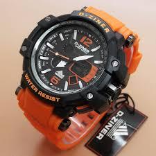 Jam Tangan Casio Remaja jam tangan d ziner sporty 8090 03 original elevenia