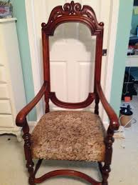Caning A Chair Thrifty Treasures My First Time Caning