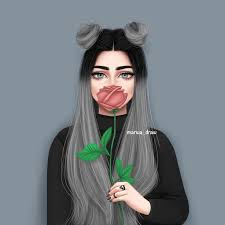 long hairsylers black women for 28y of age image result for drawings of girls queen pinterest