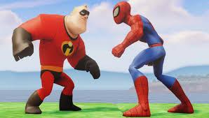 incredible spiderman epic fight disney infinity 2 0