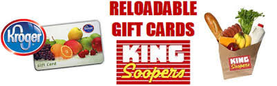 gift card fundraiser fundraising king soopers reloadable gift card
