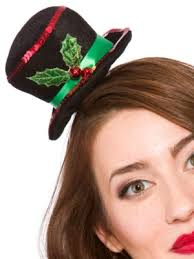 mistletoe hat santa hat mistletoe party superstores