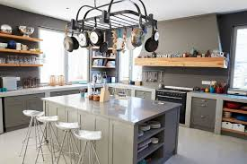 where to put glasses in kitchen without cabinets 16 stylish kitchen cabinet alternatives home stratosphere