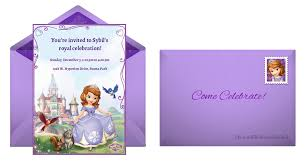 plan a royal sofia the first birthday party