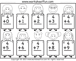 maths sheets for grade 1 fun math worksheets worksheet mathematic