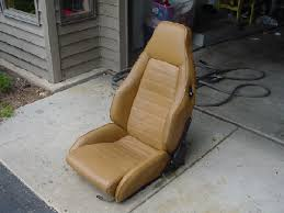 porsche 911 seats for sale original recaro sport seat 74 pelican parts technical bbs