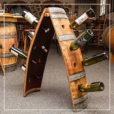 learn about wood wine racks wine enthusiast