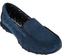 slip on biker boots skechers u2014 sneakers u0026 shoes online u2014 qvc com