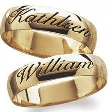 name wedding rings images Gold name ring designs gold ring with name in india gold wedding jpg