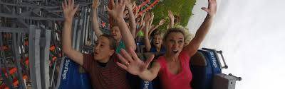 Fright Fest Six Flags New England New Hybrid Roller Coaster U201cwicked Cyclone U201d Opens At Six Flags New