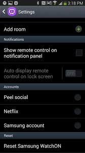 samsung watchon apk how to get samsung s new watchon app from the galaxy s5 on your