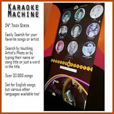 rent a karaoke machine karaoke machine awesome rental for next event