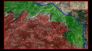 Map Of Turkey And Syria by Day Of News On The Map February 25 2016 Map Of Syrian Civil