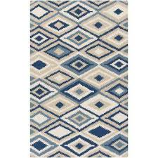 Navy Outdoor Rug 2 X 3 And Smaller Blue Outdoor Rugs Rugs The Home Depot