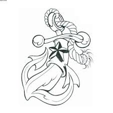 apple with banner nautical star tattoo design all tattoos for men