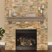 rustic fireplace mantel shelf pearl mantels crestwood transitional