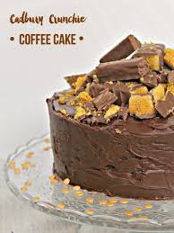 chocolate martini birthday cadbury crunchie coffee cake with a twirl lets talk mommy