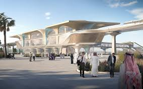 unstudio appointed to create identity for qatar u0027s new metro