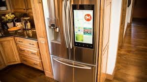 Samsung French Door Reviews - newest samsung family hub smart fridge is quite affordable cnet