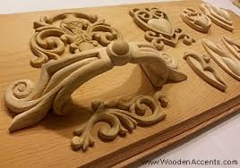 wooden accents custom wood carving wooden furniture onlays