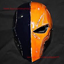 Batman Red Hood Mask Red Hood Costume Red Hood Cosplay