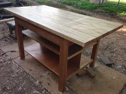 maple kitchen island cherry and maple kitchen island 4th state woodworks