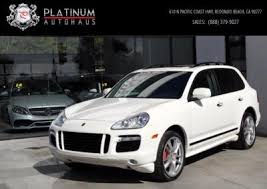 porsche cayenne gts 2009 for sale used cars for sale at platinum auto haus in redondo ca