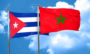 Cuban Flag Images Morocco Cuba Restore Diplomatic Ties After 37 Years Of Severance