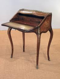 bureau de antique bureau de dame kingwood bureau de dame antique