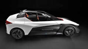 nissan supercar concept nissan u0027s bladeglider is a zero emissions high performance thing