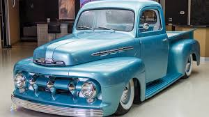 truck ford blue 1951 ford f1 for sale near plymouth michigan 48170 classics on
