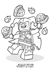 kids fun 29 coloring pages lego nexo knights
